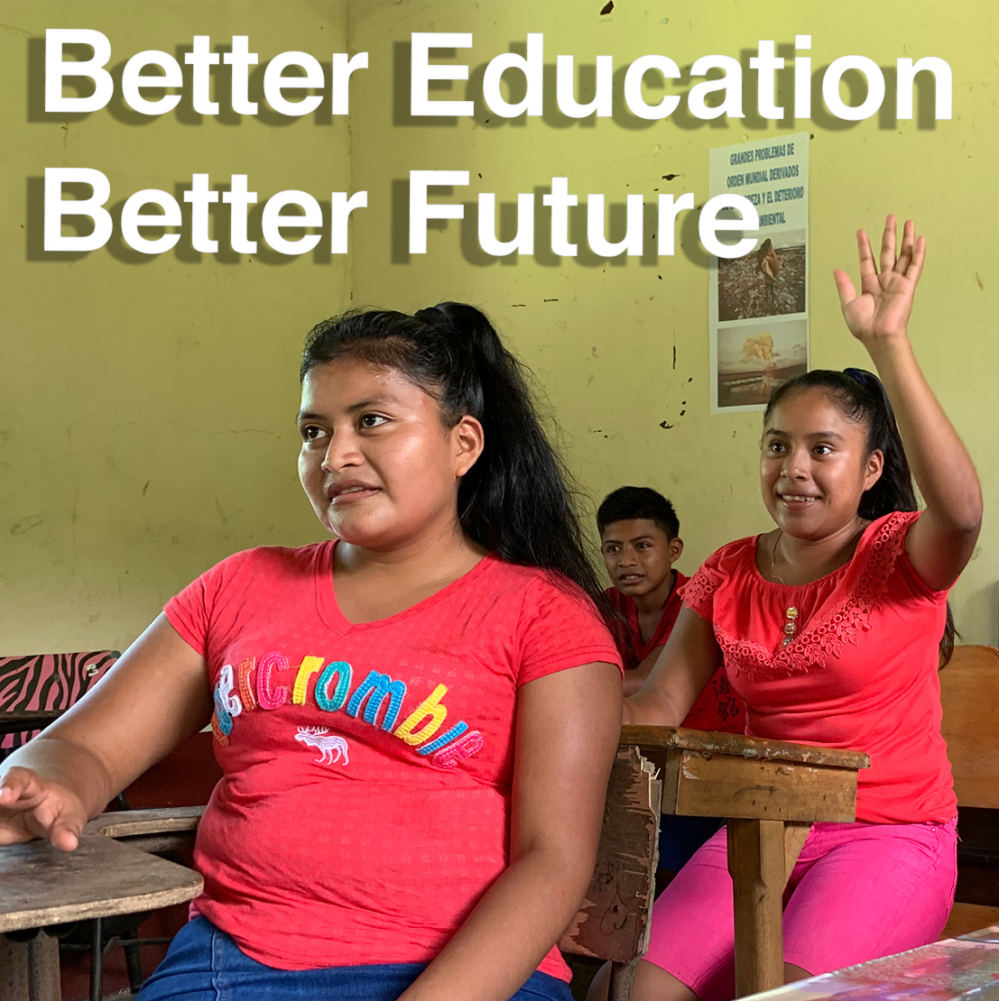 Better Education Better Future